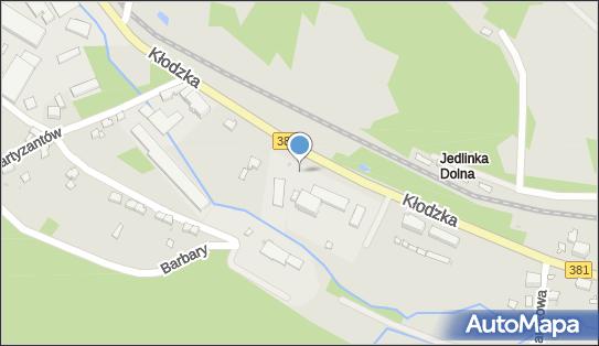 TOMALIK, 58-330 Jedlina-Zdrój, Kłodzka381  - Stacja Kontroli Pojazdów