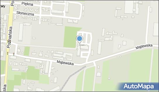 Starostwo Powiatowe w Inowrocławiu, Inowrocław, Mątewska 17  - Starostwo Powiatowe