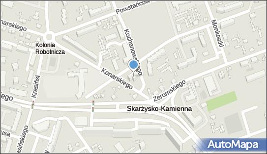 Starostwo Powiatowe, Skarżysko-Kamienna, Konarskiego 20  - Starostwo Powiatowe