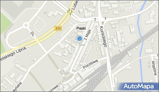Zakład bukmacherski STS, 20-410 Lublin, 1 Maja 49/3  - STS - Zakład bukmacherski