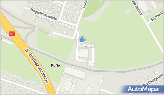 Sala Zgromadzeń Świadków Jehowy, Łódź, Chocimska 4