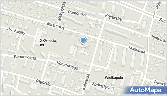 nr 24 w ZSO nr 12,  Kielce, Kujawska 18  - Szkoła podstawowa