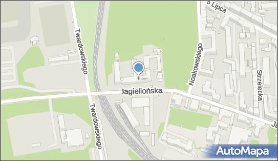Szpital ZOZ MSWiA, Szczecin, Jagiellońska 44