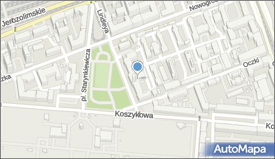 Szpital Kliniczny Dzieciątka Jezus, 02-005 Warszawa - Szpital