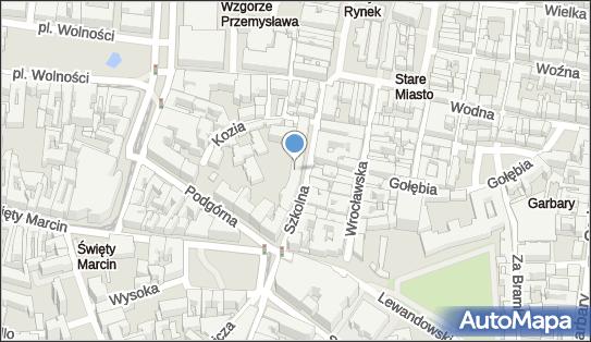 Wielospecjalistyczny Szpital Miejski im. J. Strusia, 61-833 Poznań - Szpital