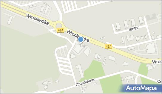 Toyota, Opole, Wrocławska 119