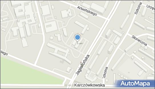 UPC, Kielce, Jagiellońska 74