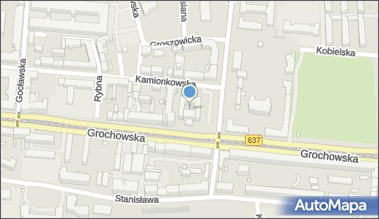 Urząd Dzielnicy Praga Południe, 03-841 Warszawa, Grochowska 274  - Urząd Miasta