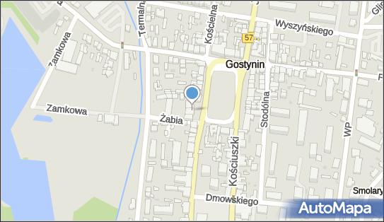 Urząd Miasta, Gostynin, Rynek 26  - Urząd Miasta