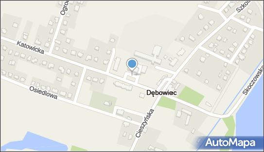 USC, Dębowiec, Katowicka 6  - Urząd Stanu Cywilnego