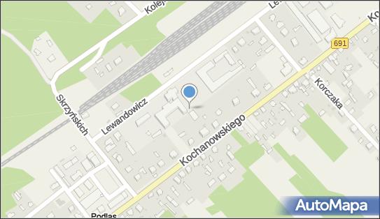 Zakład karny Żytkowice, 26-930 Garbatka-Letnisko - Urząd, Instytucja państwowa