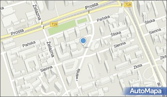 PZW, Warszawa, Twarda 44