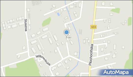 USMOT, 03-035 Warszawa, Wilkowiecka 25  - Wulkanizacja, Opony