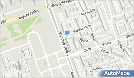Zara, 00-017 Warszawa, Ul. Marszałkowska 104-122  - Zara - Sklep odzieżowy