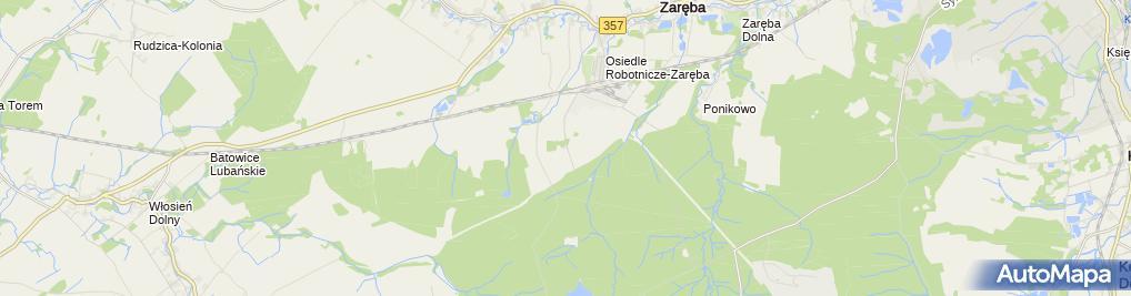 Zdjęcie satelitarne ZK