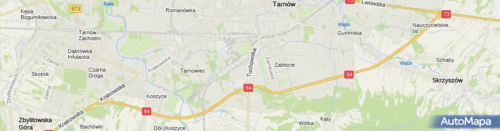 Zdjęcie satelitarne Salon Meblowy Top-2