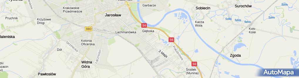 Zdjęcie satelitarne Lear Corporation Poland II Sp. z o.o.