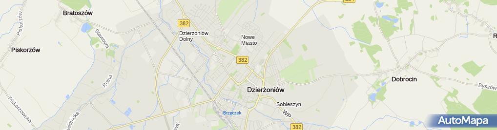 Zdjęcie satelitarne Doro