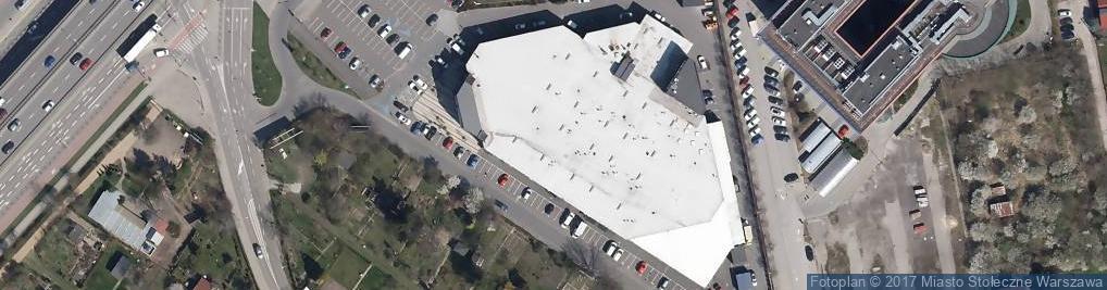 Zdjęcie satelitarne TTW OPEX