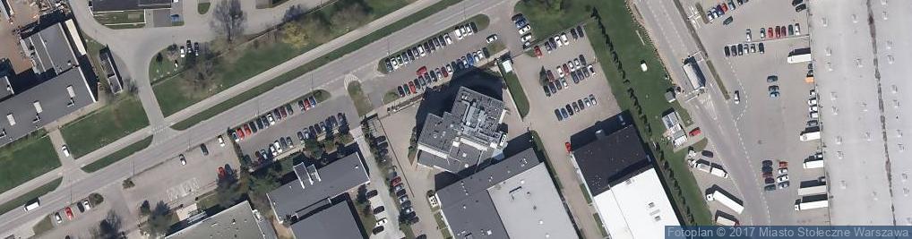 Zdjęcie satelitarne Strides Arcolab