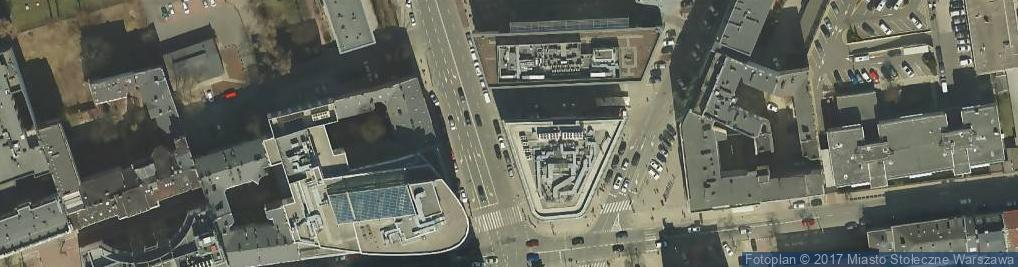 Zdjęcie satelitarne Green Coffee