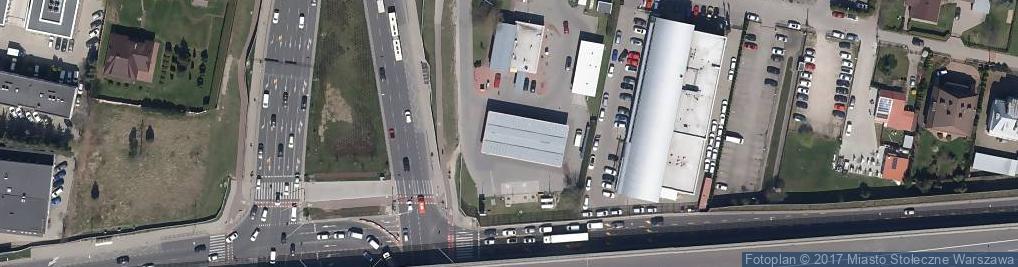 Zdjęcie satelitarne LPG