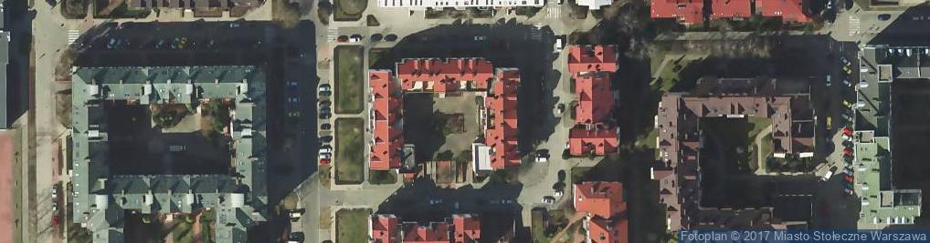 Zdjęcie satelitarne Bajkolandia Centrum Rozwoju Dziecka