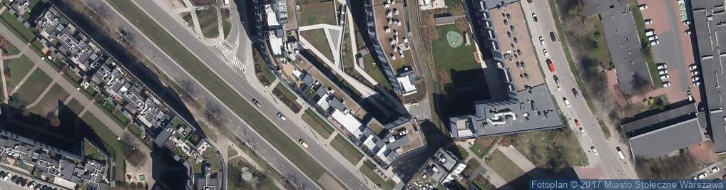 Zdjęcie satelitarne Falck Medycyna Sp. z o.o.