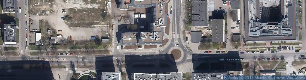 Zdjęcie satelitarne SMS Spółdzielnia Mechaników