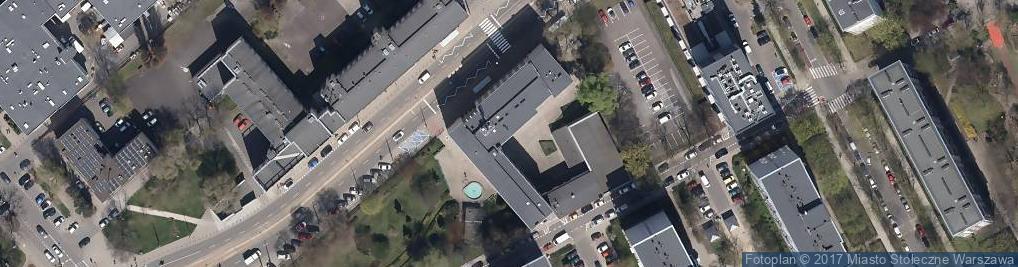 Zdjęcie satelitarne Zespół Szkół Licealnych Ekonomicznych Nr 1