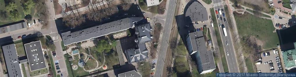 Zdjęcie satelitarne Przychodnia MULTI MED