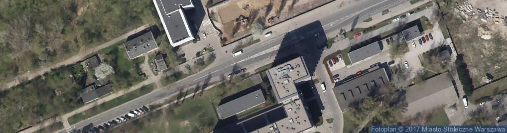 Zdjęcie satelitarne Myjnia samochodowa Ręczna