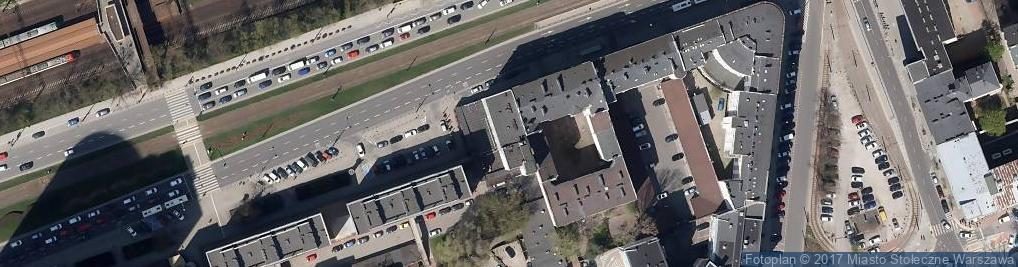 Zdjęcie satelitarne Restauracja Grand Kredens