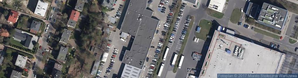 Zdjęcie satelitarne Auto Plaza