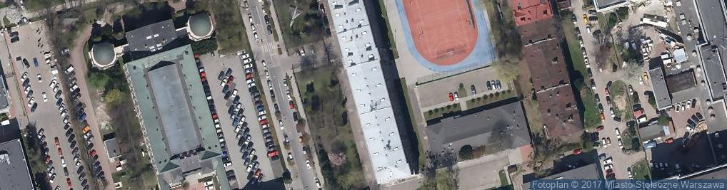 Zdjęcie satelitarne Technikum Mechatroniczne nr 1 w ZS Licealnych i Techn nr 1