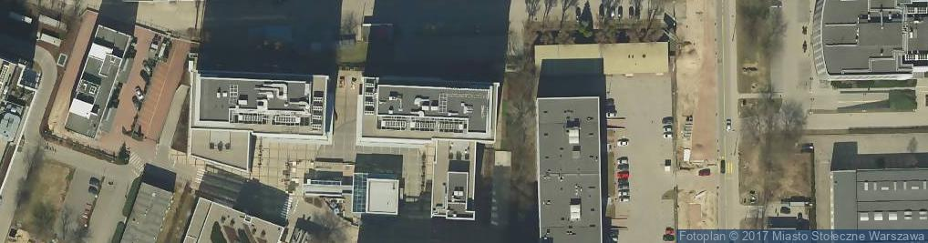 Zdjęcie satelitarne Krajowa Izba Odwoławcza