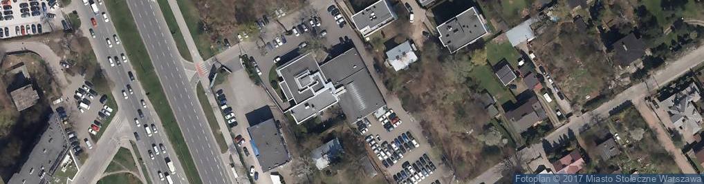 Zdjęcie satelitarne VW Chylińscy