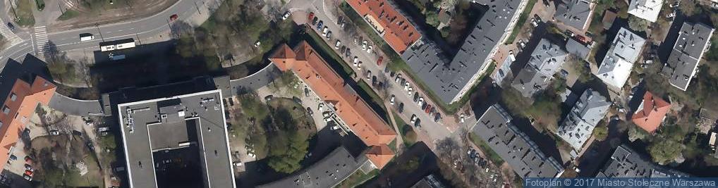 Zdjęcie satelitarne Klinika Promed