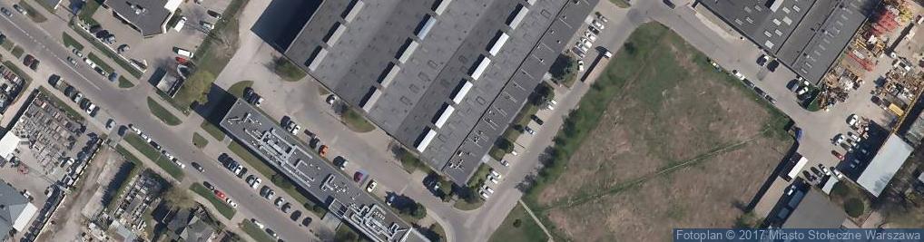 Zdjęcie satelitarne Konsorcjum Stali S.A.