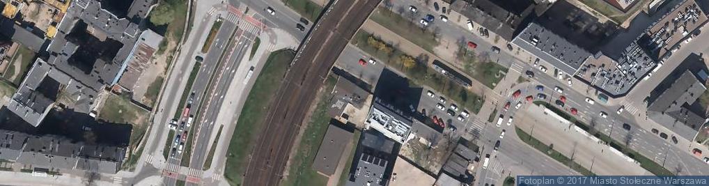 Zdjęcie satelitarne Moto Styl