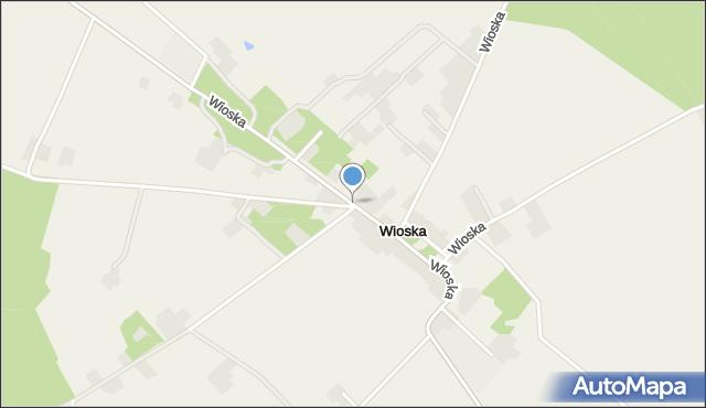Wioska, Wioska, mapa Wioska