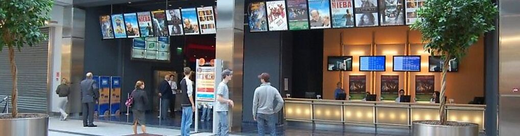 Zdjęcie w galerii CinemaCity - Kino nr 1