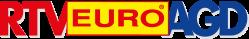 Logo - RTV Euro AGD, 38-200 Jasło, ul. Kazimierza Wielkiego 14  - RTV EURO AGD - Sklep
