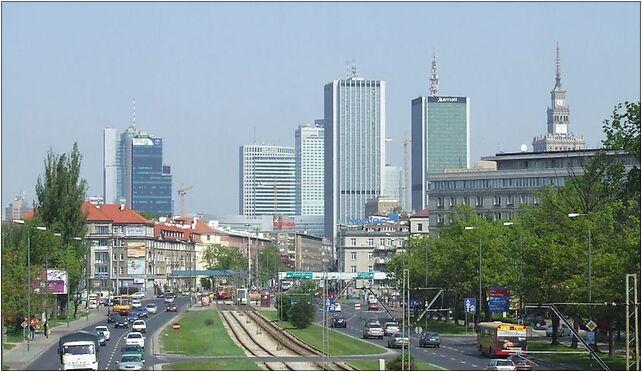 Al niepodleglosci, Warszawa, Niepodległości, al.