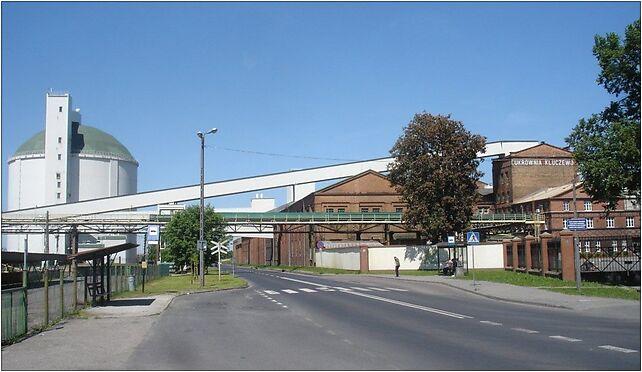 Cukrownia Kluczewo, Stargard Szczeciński, Spokojna