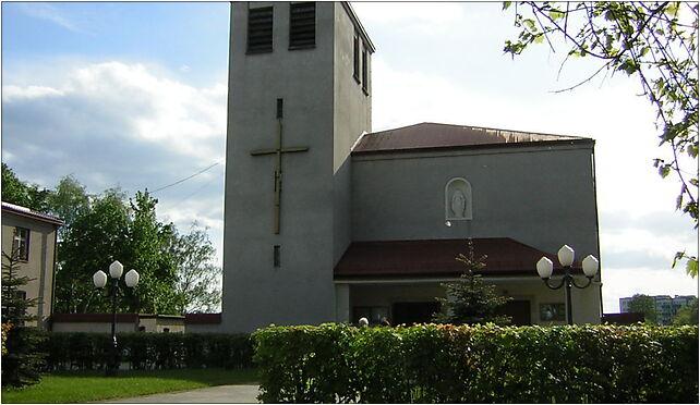 Kościół NPNMP w IŁAWIE, 14-200 Iława, Niepodległości16 2 - Zdjęcia