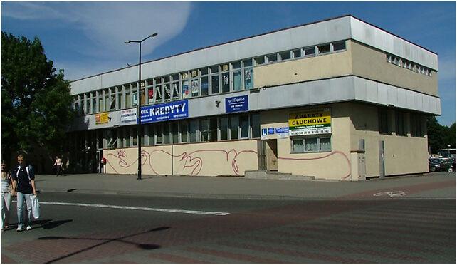 Konin-budynek dworca PKP, 62-500 Konin, Kolejowa  - Zdjęcia (Dworzec PKP w Koninie)