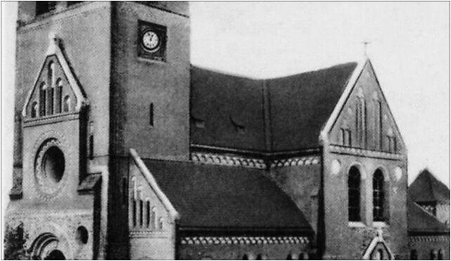 Kosciol Matki Bozej Rozancowej w Swietochlowicach-stare - Zdjęcia (Projekt Kosciola Matki Bozej Rozancowej w Swietochlowicach)