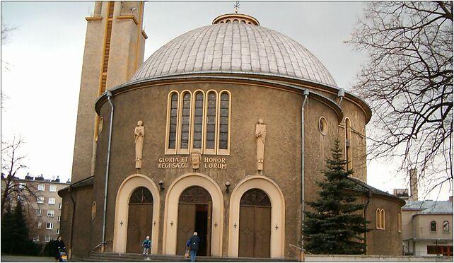 Parafia Najświętszego Serca Pana Jezusa w Raciborzu, 47-400 Racibórz - Zdjęcia