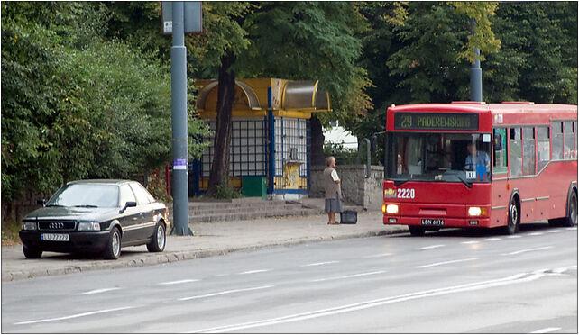 PrzystanekParkBronowiceP8230032, Lublin, Fabryczna  - Zdjęcia